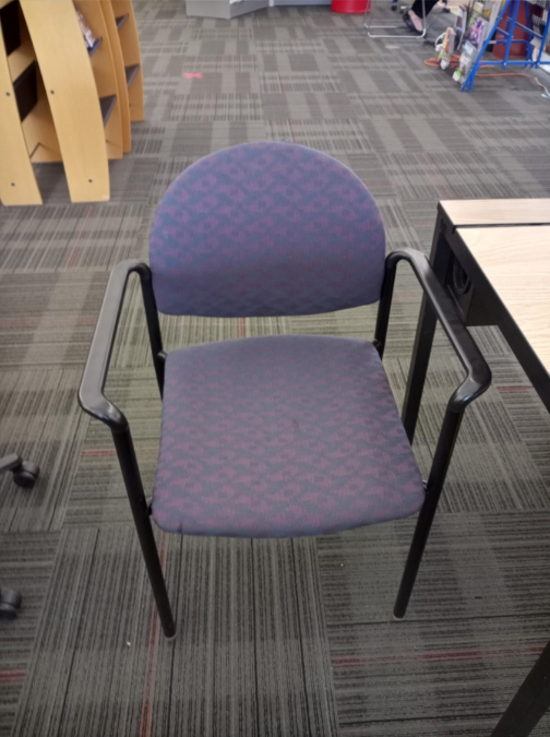ChairBlue