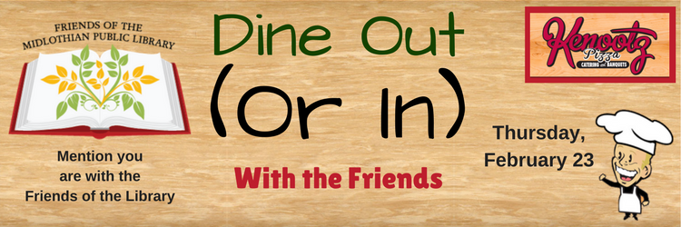 Dine Out (Or In) With the Friends