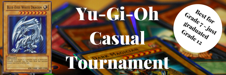 Yu-Gi-Oh Casual Tournament