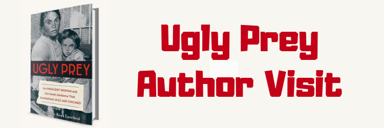 Ugly Prey Author Visit